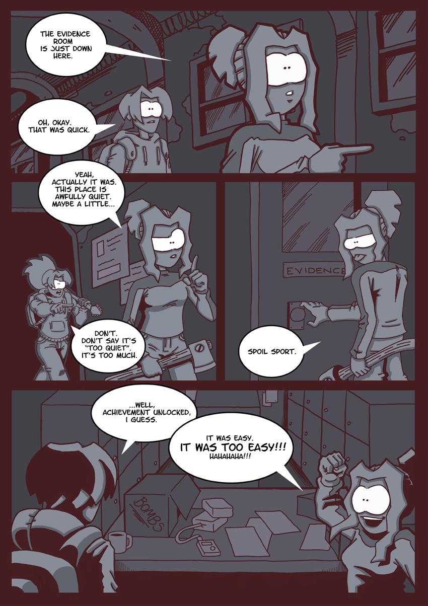 Jazz and Jess - Page 203 by Natephoenix