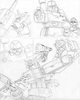 Transformers the movie by Natephoenix