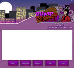 Website Layout Sketch - Bump In The Night by Natephoenix