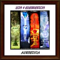 Los 4 Elementos by Alunethia
