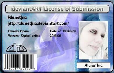 Oficial ID by Alunethia