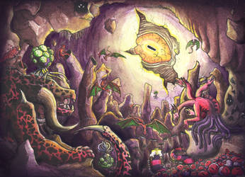 Art #39 by LulaScarlette