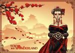 Tokyo Wonderland Contest - Queen of Heart by Hokkohono