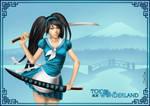Tokyo Wonderland Contest - Alice by Hokkohono