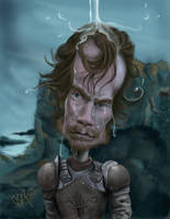 Theon Greyjoy by Rewind-Me