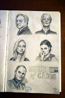 House of cards by thetaserpentis