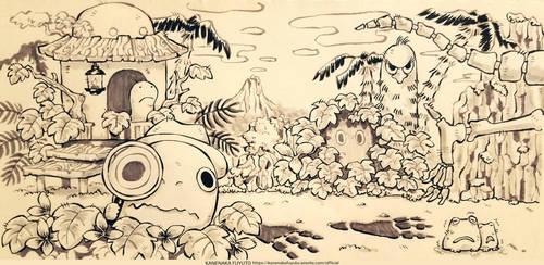 Untitled by fuyuto-kanenaka
