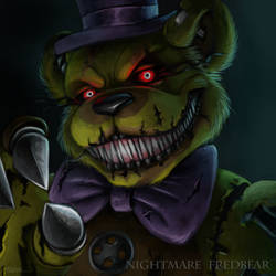 Your Nightmare by martiigr5