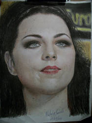 Amy Lee - Evanescence by LaPicher