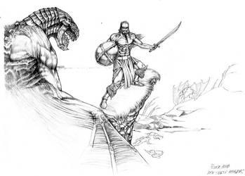 last warrior 2 by Lordofhjoerring
