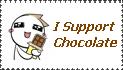 Chocolate stamp by Kleepaa