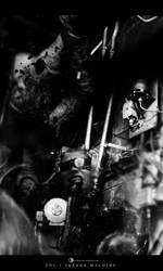 VOL.1 TERROR MACHINE by dvoluver-art