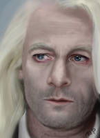 Lucius Malfoy by dijellie