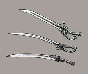 Weaponry set 93 finished by Random223