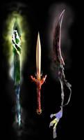 Weaponry 127 by Random223