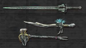 Weaponry 219 by Random223