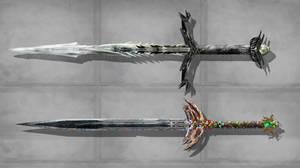 Weaponry 222 by Random223