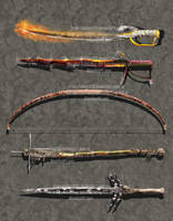 Weaponry 200 by Random223