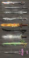 Weaponry 206 by Random223