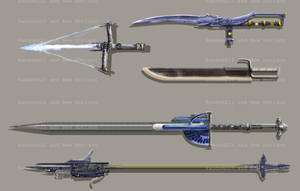 Weaponry 239 by Random223