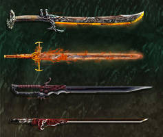 Weaponry 245 by Random223