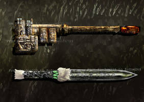 Weaponry 251 by Random223
