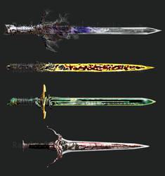 Weaponry 272 by Random223