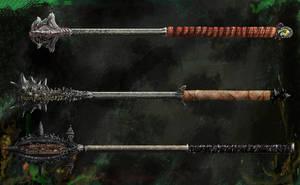 Weaponry 344 by Random223