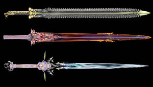 Weaponry 592 by Random223