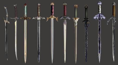 Weaponry 417 by Random223