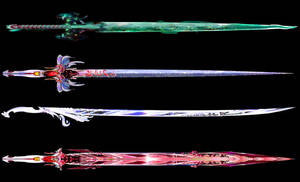 Weaponry 607 by Random223