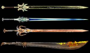 Weaponry 608 by Random223
