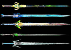 Weaponry 609 by Random223