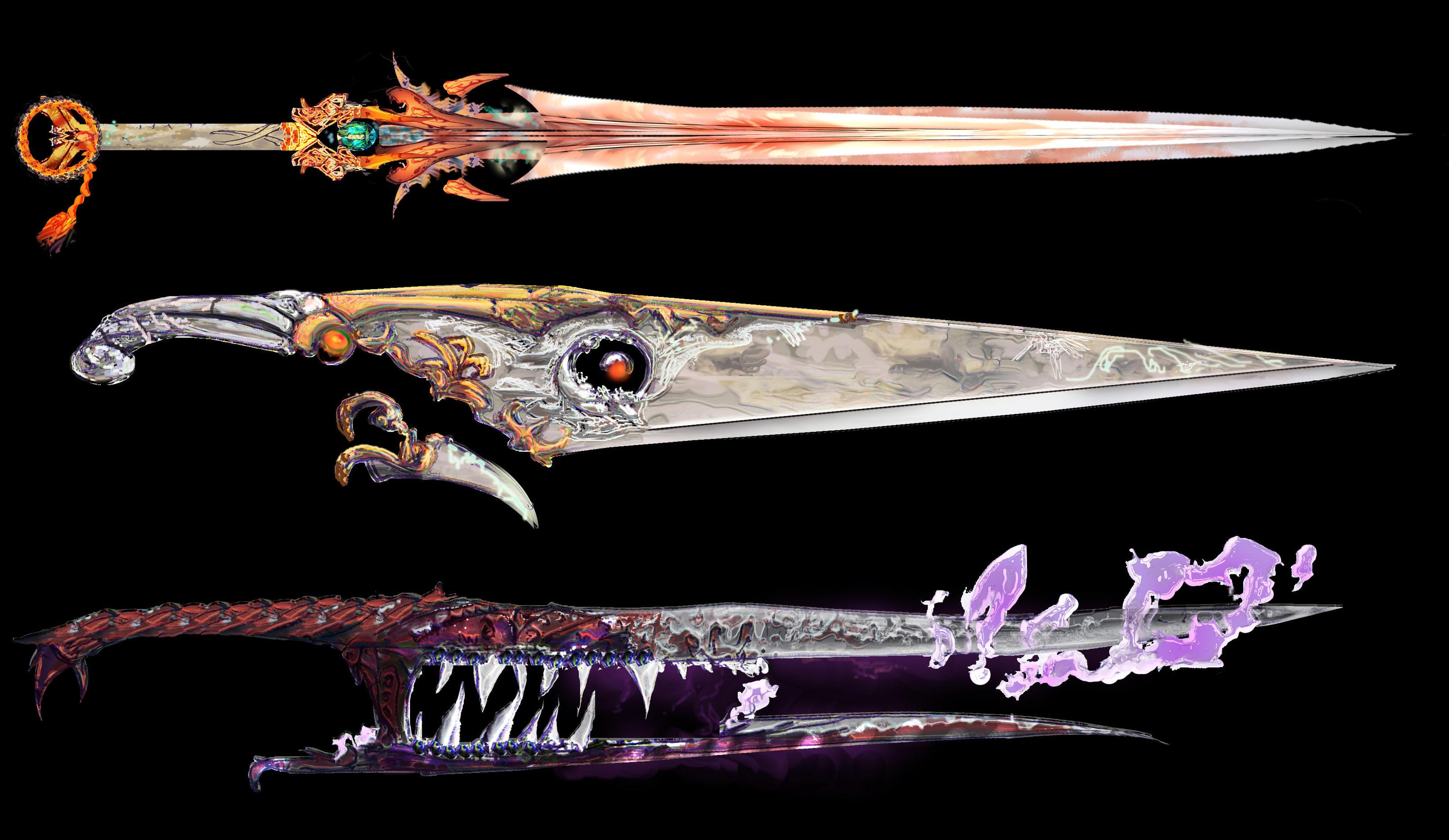 Weaponry 611  by Random223