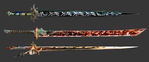 Weaponry 614  by Random223