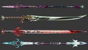 Weaponry 622 by Random223