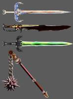 Weaponry 641 by Random223