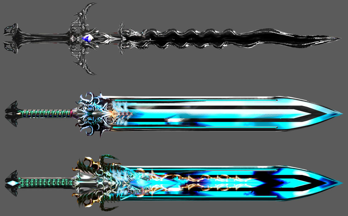 Weaponry 643 by Random223