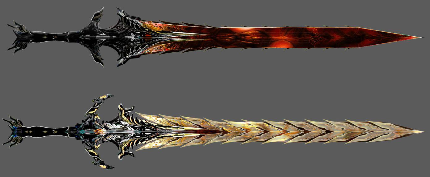 Weaponry 645 by Random223