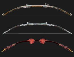 Weaponry 644B bows by Random223
