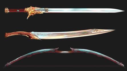 Weaponry 660 by Random223