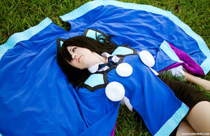 Melfina Outlaw Star Cosplay by LeapingLizardCosplay