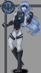 Killer Frost Returns by Flash-of-Lingt