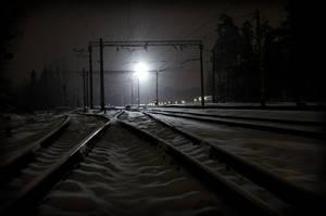 cold rails by Die-Schadenfreude