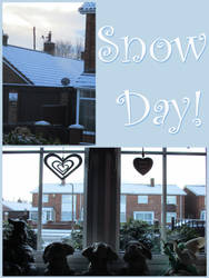 Snow Day! by Shirley-Agnew-Art