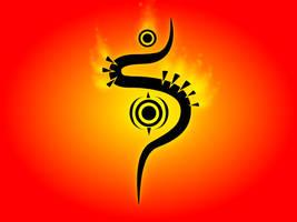 Firery Symbol by Scarzzurs