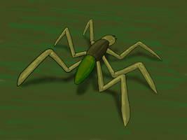Giant Spider by Scarzzurs