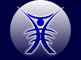 Blue Symbol by Scarzzurs