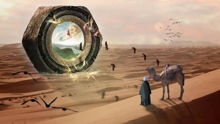 Stargate by Aellien