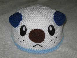 Oshawott Hat by Milayou